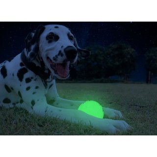 2 Glow Treat ball on call